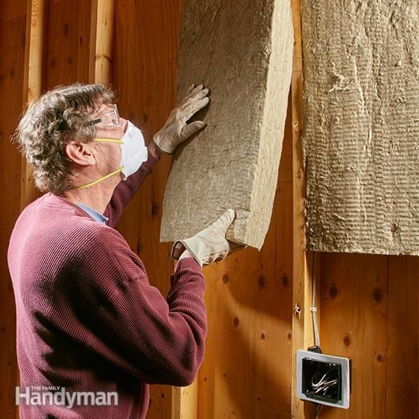 Mineral wool has been around for decades, is widely used in Canada and Europe and is making a comeback in the United States. It's made by melting down basal