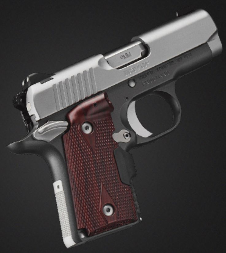 Kimber Micro 9 CDP (LG)  Great new 9mm by Kimber. Wish it was out for purchase.