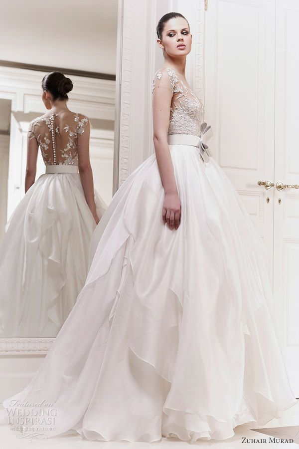 zuhair murad wedding dresses 2012 selene