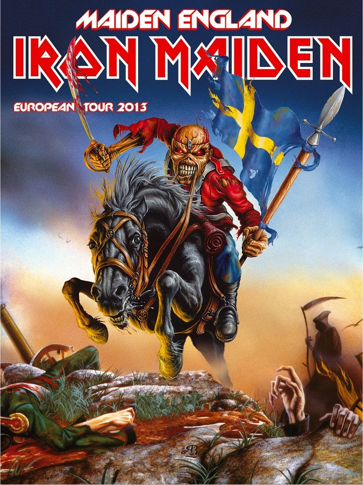 "'The Final Frontier' is the fifteenth studio album by Iron Maiden, released in 2010. The album received largely favorable reviews from critics and peaked at No.1 in 28 countries. The Final Frontier also charted at No. 4 in the United States, marking their highest placement on the Billboard 200, in addition to gaining the band their first Grammy award in the Best Metal Performance category for the song ""El Dorado""."