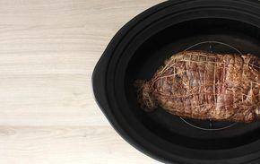 Crockpotting | Receta de roast beef en Crock Pot | http://www.crockpotting.es