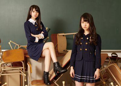 saitoasuka:11thシングル「命は美しい」で、約1年振りに選抜されたお二人。個人的には乃木…
