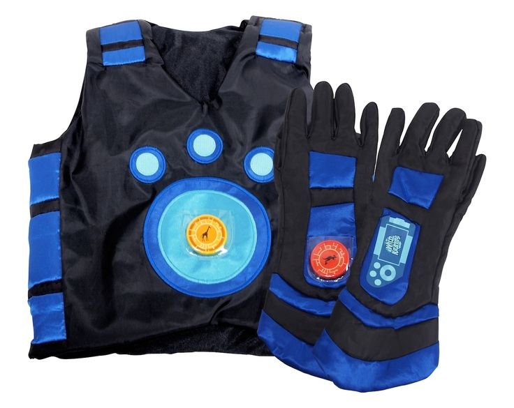 Caleb!!! The Official PBS KIDS Shop | Wild Kratts Blue Creature Power Suit