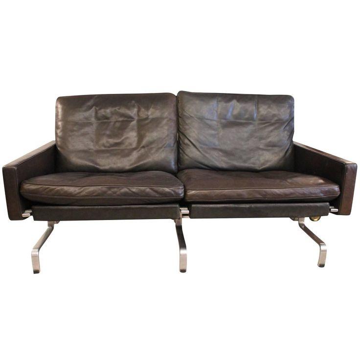 pk 312 sofa by poul kjrholm and e kold christensen circa