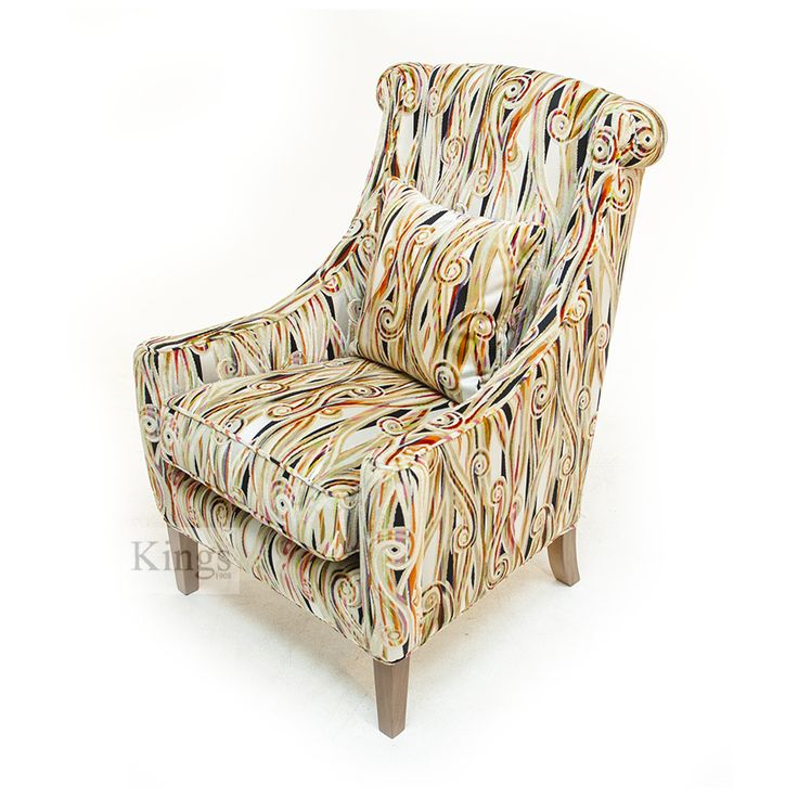 Duresta Puxley Chair Samba Festival.#clearance #sofas #chairs This is our showroom model to clear and unrepeatable at this price. Width 85cm x Height 101cm x Depth 93cm. In as new condition and for immediate delivery. Manufactured to the highest standards by Derbyshire's premier upholstery manufacturer. Beech hardwood frame throughout, screwed glued and triple doweled with mesh top coil sprung seat units in all pieces. Do not miss this chance to aquire this piece from our showroom floor at a…