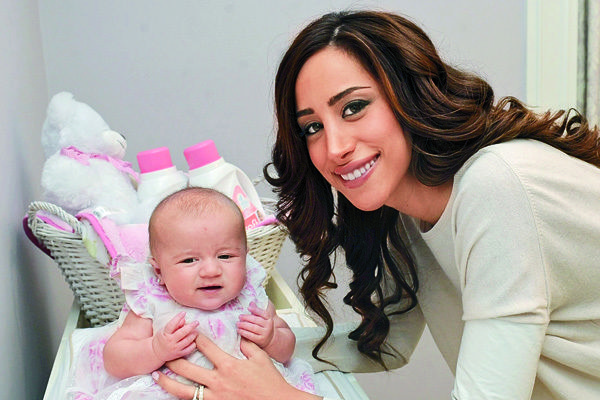 Kevin and Danielle Jonas Baby Girl Alena Rose Pictures | OK! Magazine