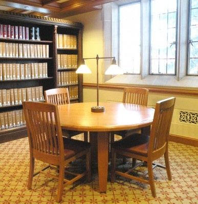 Arlington Library Study Rooms