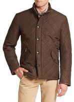 Barbour Powell Chelsea-Style Quilted Jacket