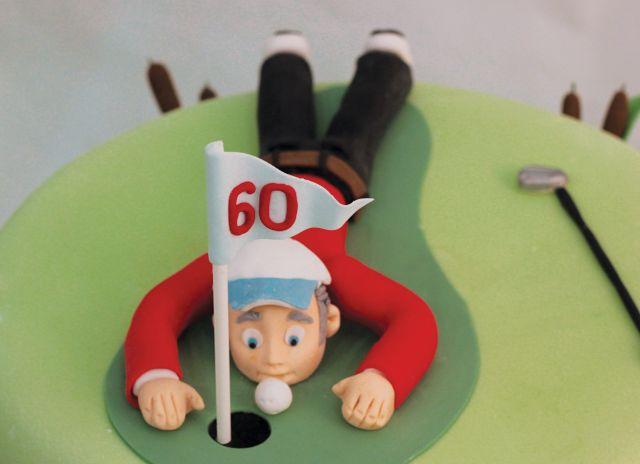 Best 25 Golf cakes ideas on Pinterest Golf birthday cakes Golf