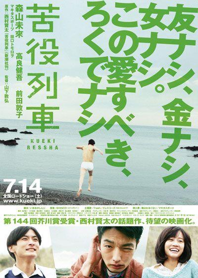 苦役列車 ★★★ 2.9