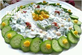 Serinletici Yaz Salatası
