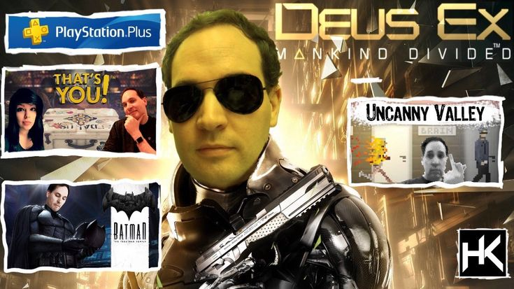 Today @ twitch.tv/haribokart Im gonna stream new free PS game for January Deus Ex: Mankind Divided. Ive already streamed Batman Psycho-Pass Uncanny Valley & Thats You!  #PlaystationPlus #Twitch #Free #PS4live #InstantGameCollection #SupportSmallStreamers #TeamEmmmmsie