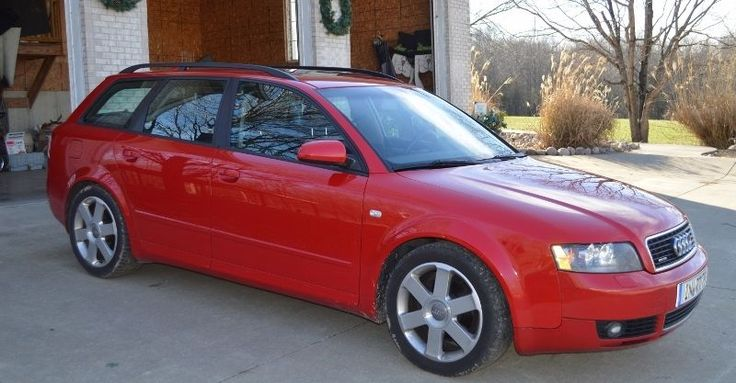 Car brand auctioned:Audi A4 QUATTRO 2005 Car model audi a 4 avant 1.8 t