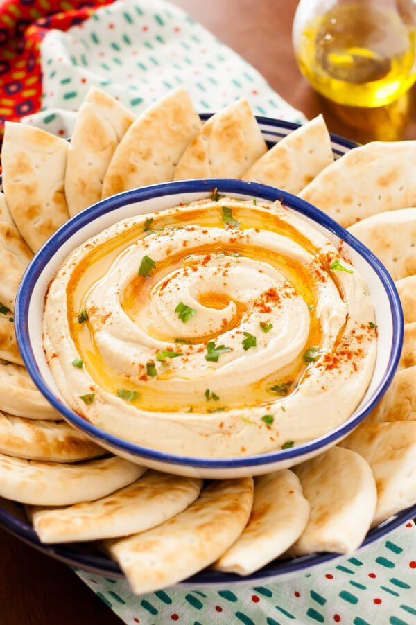 smooth hummus recipe