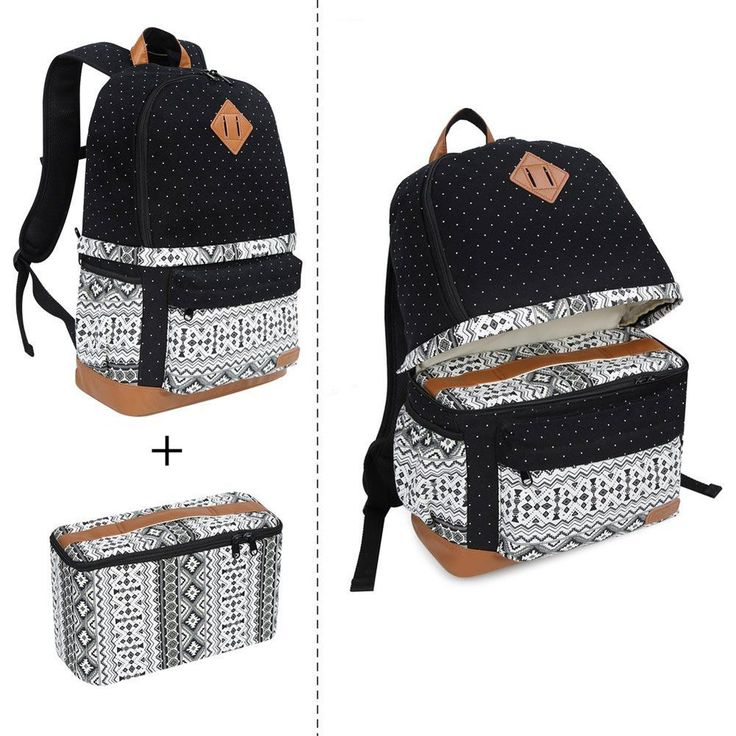 Women Camera Bag Backpack Case Shockproof DSLR SLR for Canon EOS Nikon Sony Bags  | eBay