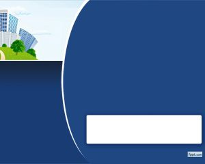 Enterprise PowerPoint template is a blue background for PowerPoint presentations that you can use to enhance your presentations with an elegant and professional PowerPoint background