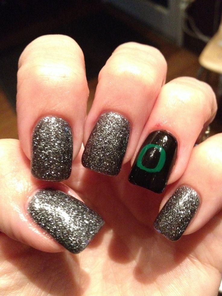 oregon duck nails ideas