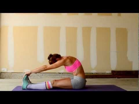 Video: In 9 Minuten den ganzen Körper stretchen - mit entspannender Musik *** Total Body Stretch - Flexibility Exercises for the Entire Body...I love this 10 minute video after a workout