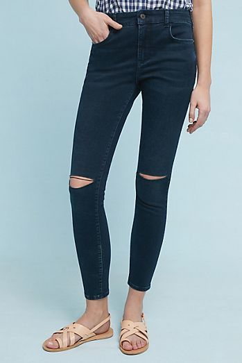 43267b188f6 Pilcro High-Rise Denim Leggings