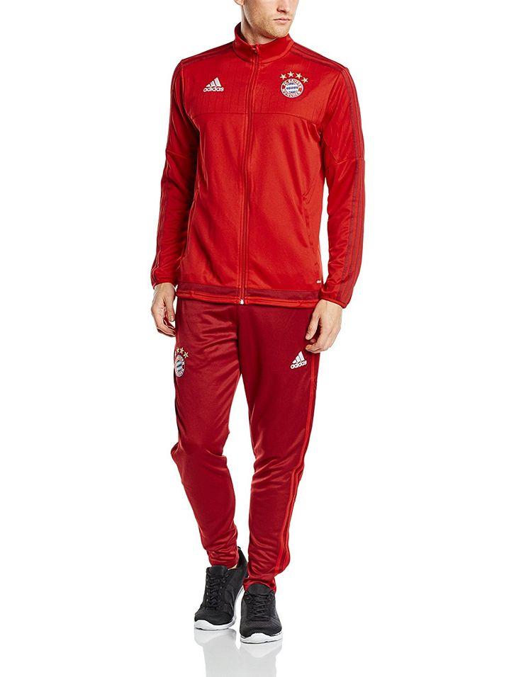 Adidas Bayern Munich Survêtement. #bayern_munich #team_bayern_munich #foot #football #supporter_attitude #football_attitude #sport_attitude #sport #survêtement #jogging #veste