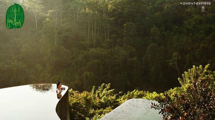 Ubud Hanging Gardens Luxury Hotel & Spa Resort in Bali, Indonesia