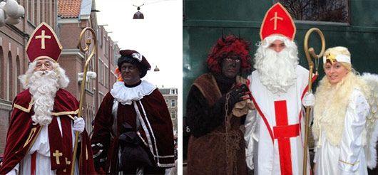 San Nicolás y Mikulas, divergencias de un mismo origen http://mochileros.org/nelson/quien-es-santa-claus/