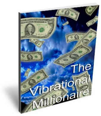 I am vibrationally wealthy. <3