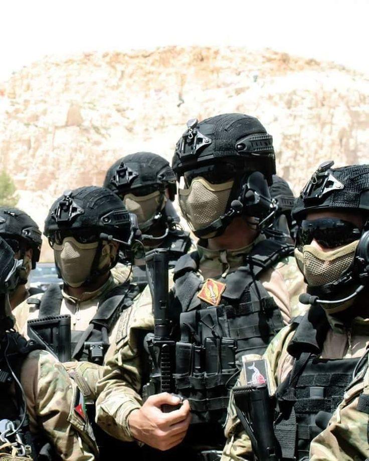 7 migliori forze armate giordane Forze armate giordane-6010