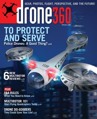 Drone 360 Magazine Subscription, 1 Digital Issue | Zinio - The World's Largest Newsstand