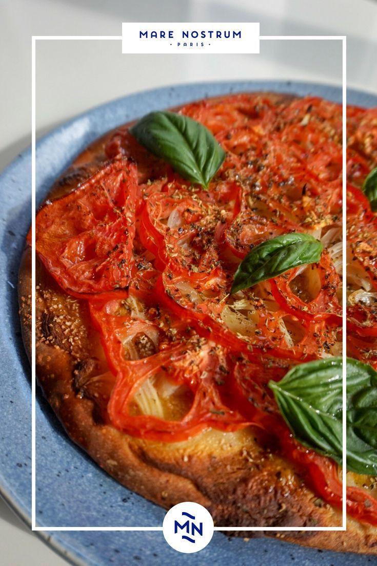 Notre Recette De Tarte Fine A La Tomate D Ete Parfaite Pour Un