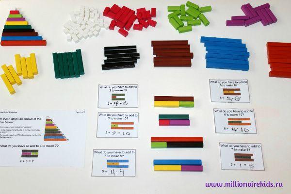 Математика в играх доносит суть до ребенка быстрее, чем занятия по рабочим тетрадям. Здесь описаны и показаны на фото многочисленные игры для дошкольника.