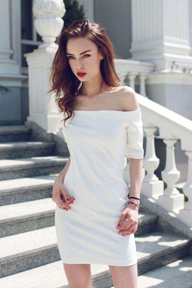 Sukienka ÉLIANE - levrespl - Sukienki mini