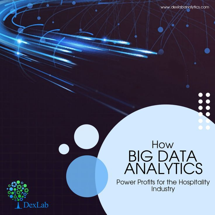 How Big Data Analytics Power Profits For The Hospitality Industry
