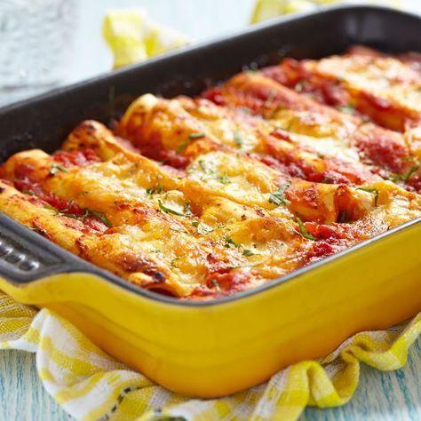 Cannelloni à la sicilienne