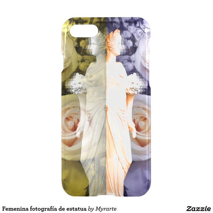 Femenina fotografía de estatua. Producto disponible en tienda Zazzle. Tecnología. Product available in Zazzle store. Technology. Regalos, Gifts. Link to product: http://www.zazzle.com/femenina_fotografia_de_estatua_iphone_7_case-256483309508634878?CMPN=shareicon&lang=en&social=true&rf=238167879144476949 #carcasas #cases #flores #flowers