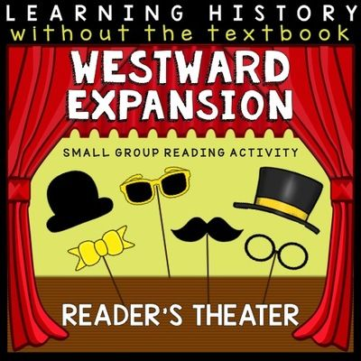 Westward Expansion: Oregon Trail Reader's Theater Social Studies Integration from The Sweetest Thing on TeachersNotebook.com -  (30 pages)  - This resource is perfect for teaching and practicing fluency and comprehension reading skills with Social Studies content. This reader's theater makes integration easy!
