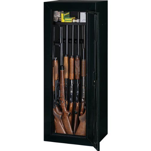 New Stack On 14 Gun Steel Security Cabinet