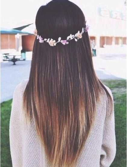 v cut hairstyle long hair pictures - http://www.gohairstyles.net/v-cut-hairstyle-long-hair-pictures/
