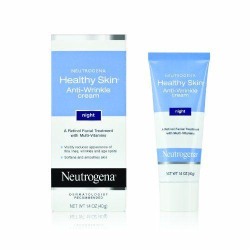 Neutrogena Healthy Skin Anti-Wrinkle Night Cream, 1.4 Ounce by Neutrogena, http://www.amazon.com/dp/B00005K9CK/ref=cm_sw_r_pi_dp_K9hPrb00SFQ38