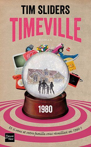 Timeville - Tim Sliders: Livres