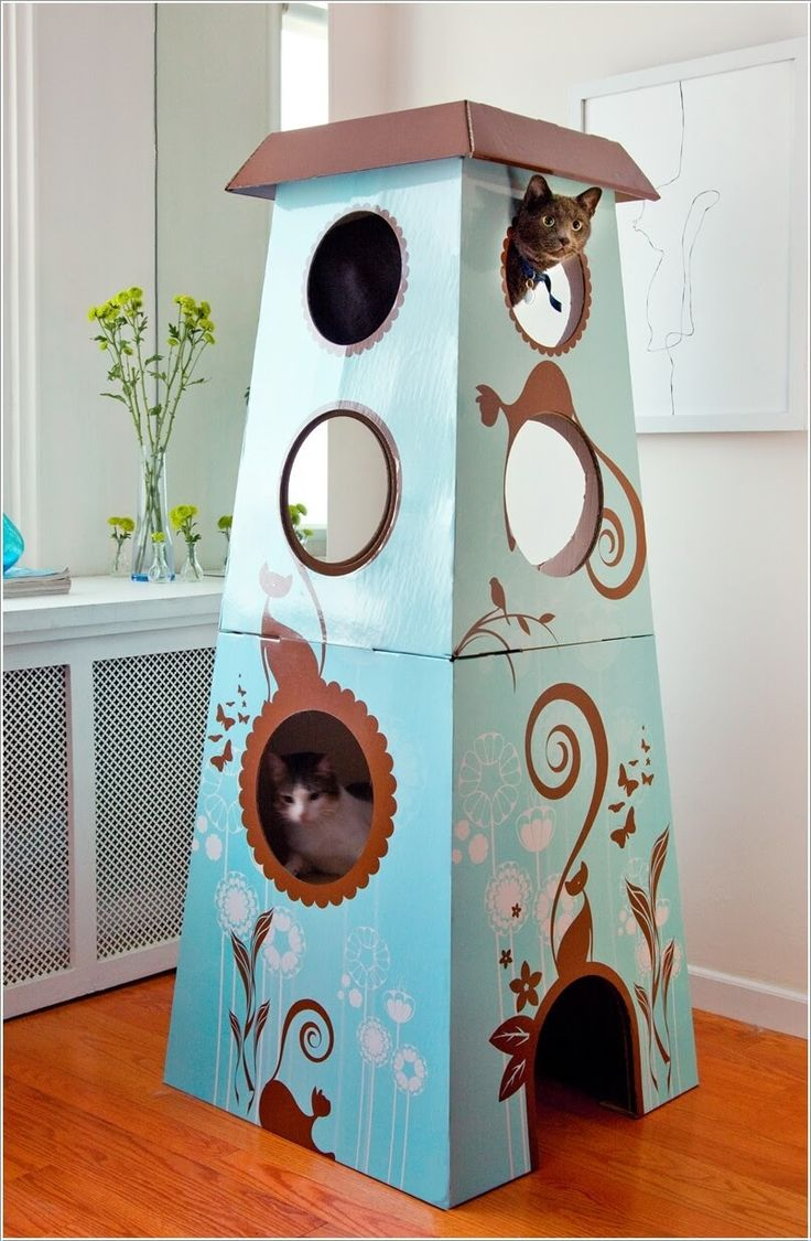 best cool cat tree furniture designs your cat will love images  - find this pin and more on cool cat tree furniture designs your cat willlove by lvhome