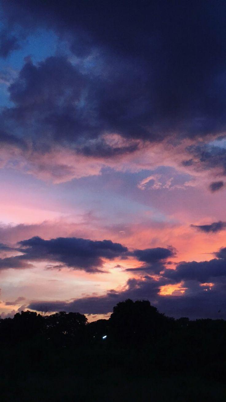 Noch ein schönes Foto vom Himmel