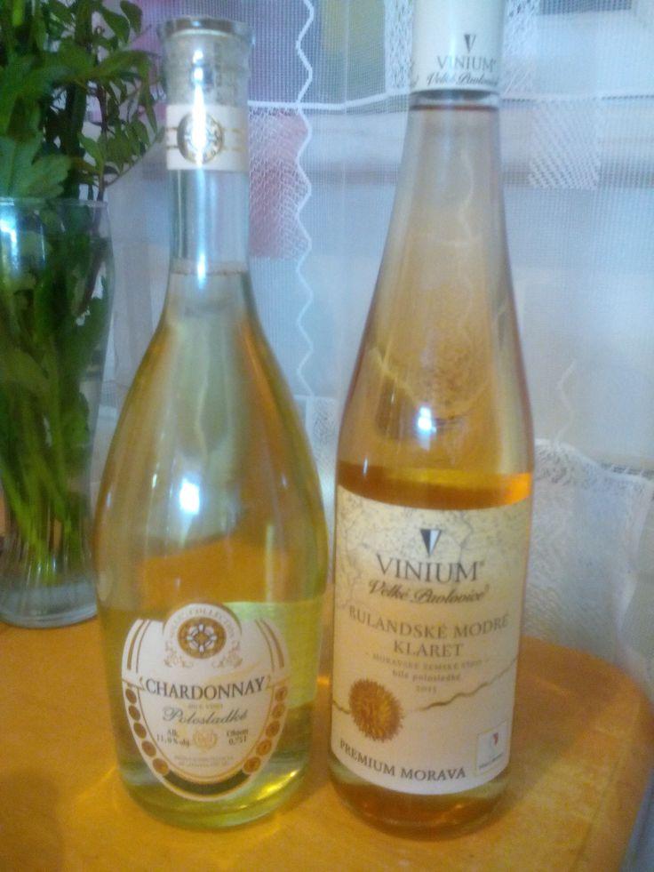 vínko bílé
