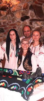 Transylvania----Ritual Killing of the Living Dead