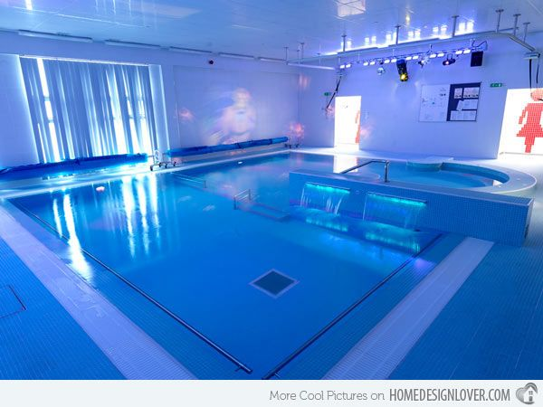 19 best 18 rejuvenating indoor pool inspirations images on for Indoor pool dehumidification design