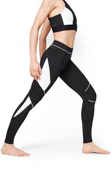 IVY PARK® Biker Colorblock Leggings