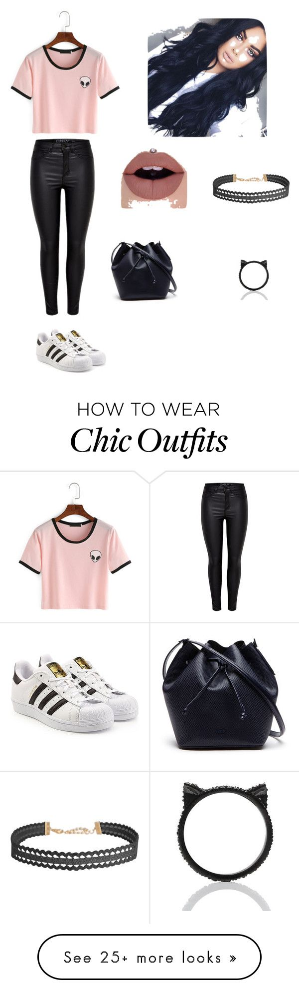 The Adidas Tee is a Street Style Must