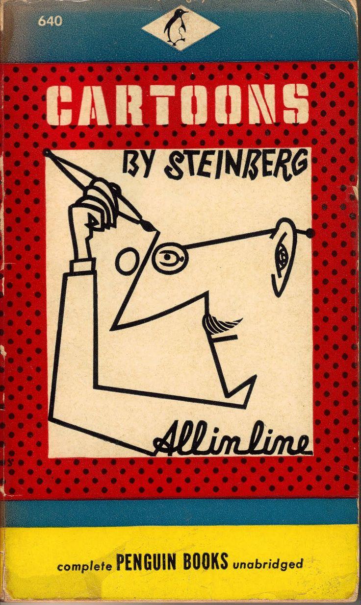 Saul Steinberg (1914-1999).   Veja mais em…