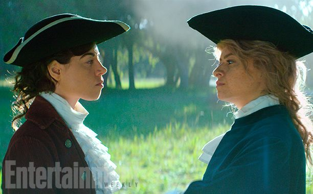 Alia Shawkat previews the Alexander Hamilton episode of 'Drunk History' | EW.com