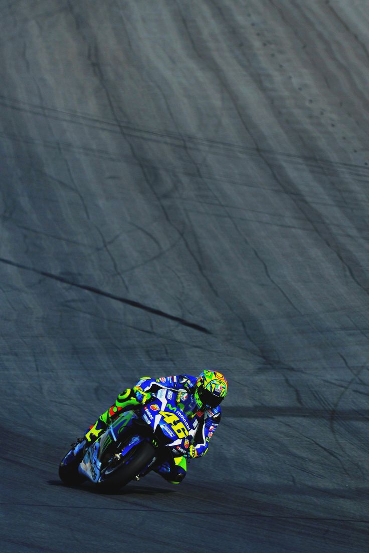 Valentino Rossi (Photo l Michelin)